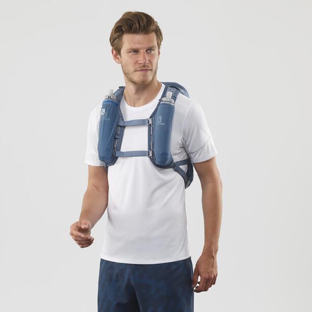 Salomon Agile 12 Kit sac à dos, bleu