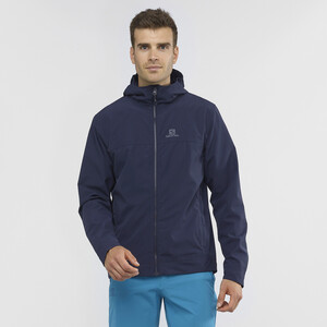 Salomon Explr WP Jacke Herren night sky night sky