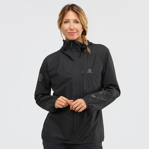 Salomon Outspeed 360 3L Jacke Damen black black