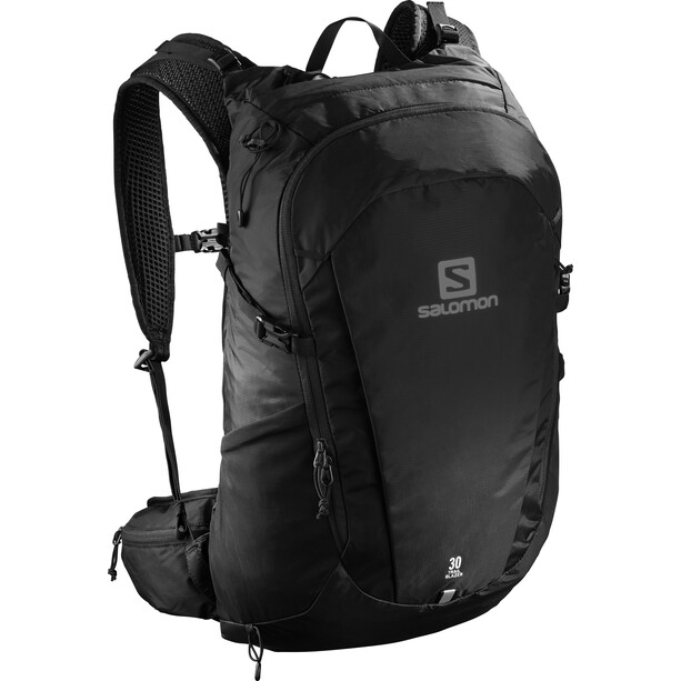 Salomon Trailblazer 30 Selkäreppu, black/black