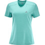 Salomon XA T-Shirt Damen meadowbrook/heather