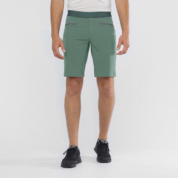 Salomon Wayfarer Short Homme, vert
