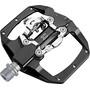 KCNC FR Trap Klickpedale Dual Side black