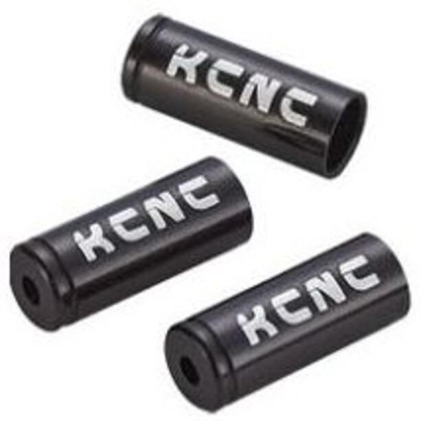 KCNC Endhülsen Set 4mm black