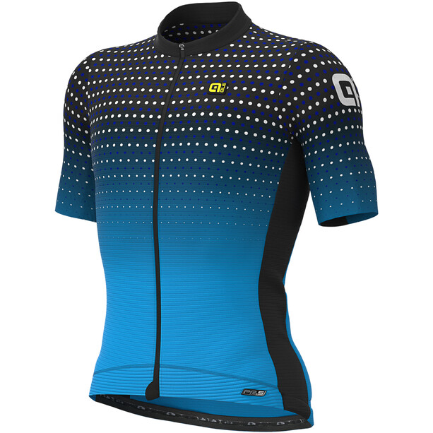 Alé Cycling PR-S Bullet Kurzarm Trikot Herren black/cyan