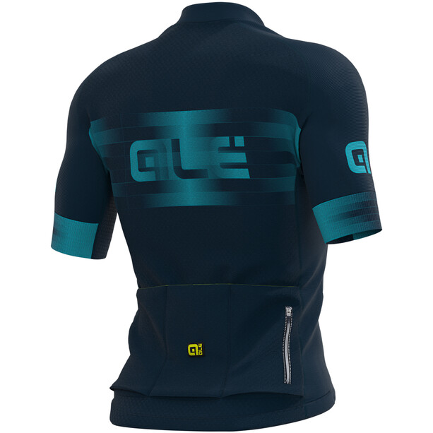Alé Cycling Graphics PRR Scalata SS Jersey Men blue/light blue