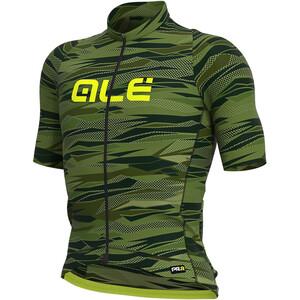 Alé Cycling Graphics PRR Rock Kurzarm Trikot Herren oliv/grün oliv/grün