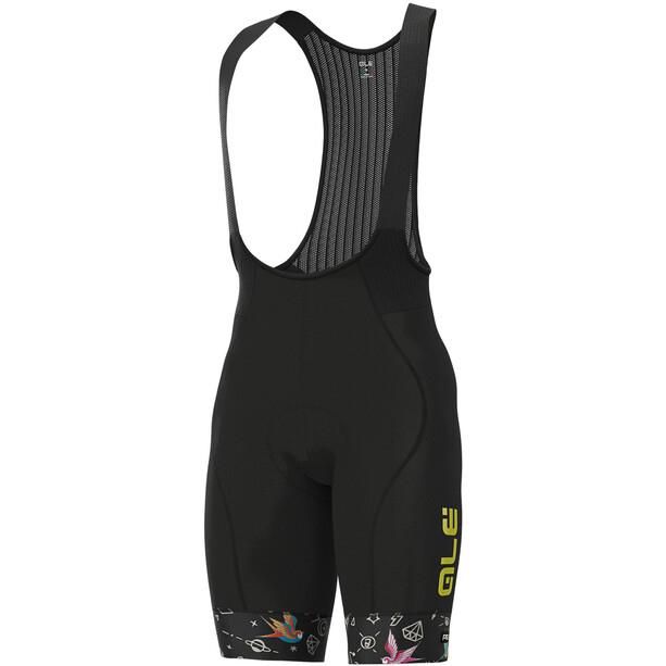 Alé Cycling Graphics PRR Versilia Trägershorts Herren black
