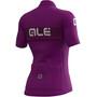 Alé Cycling PR-S Crystal Kurzarm Trikot Damen purple