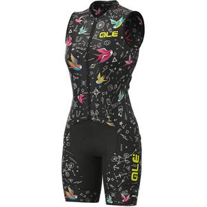 Alé Cycling Graphics PRR Versilia SL Unitard Dam svart/flerfärgad svart/flerfärgad