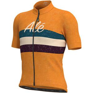 Alé Cycling Classic Epica Kurzarm Trikot Herren orange orange
