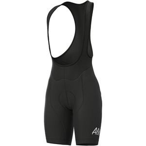 Alé Cycling Classic Epica Short de cyclisme Femme, noir noir