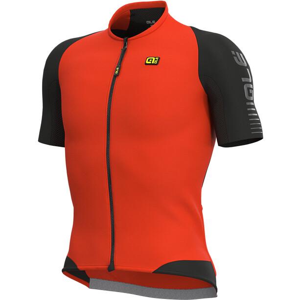 Alé Cycling Off-Road MTB Attack Kurzarm Trikot Herren orange