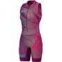 Alé Cycling Triathlon Hawaii Ärmelloser Anzug Damen purple