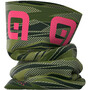 green/fluo pink