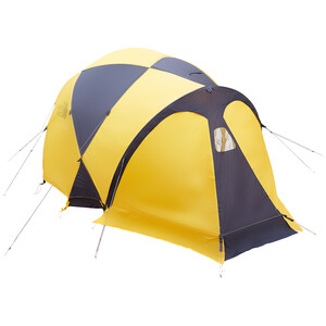 The North Face Bastion 4 Tent summit gold/asphalt grey summit gold/asphalt grey