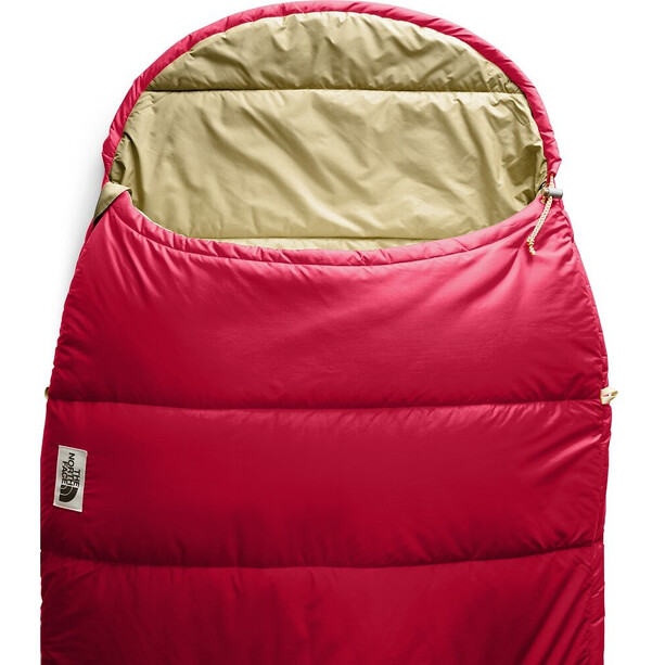 The North Face Eco Trail Synthetic 55 Sleeping Bag Long tnf red/hemp