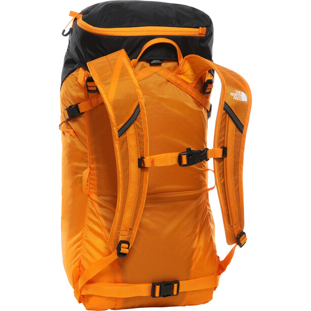 The North Face Verto 27 Backpack knockout orange/tnf black