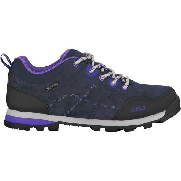 CMP Campagnolo Alcor WP Low-Cut Trekking Schuhe Damen black blue