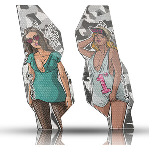 Riesel Design fork Protection Tape 3000, camo camo