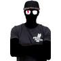 Riesel Design the cro:wn Snapback Cap schwarz