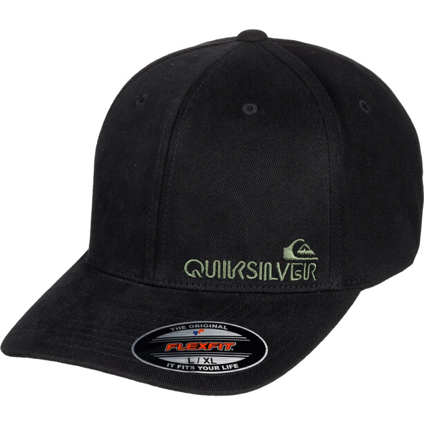 Quiksilver Sidestay Trucker Cap Herren black