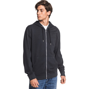 Quiksilver Acid Sun Fleece Zip Hoody Herren black black