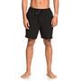 Quiksilver On Tour Volley 15 Short Homme, noir