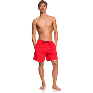 Quiksilver On Tour Volley 15 Shorts Herren high risk red high risk red