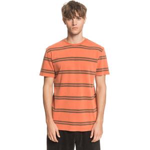 Quiksilver Capitoa Kurzarm T-Shirt Herren redwood capitoa redwood capitoa