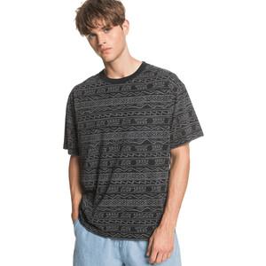 Quiksilver Heritage Kurzarm T-Shirt Herren black tonal heritage black tonal heritage