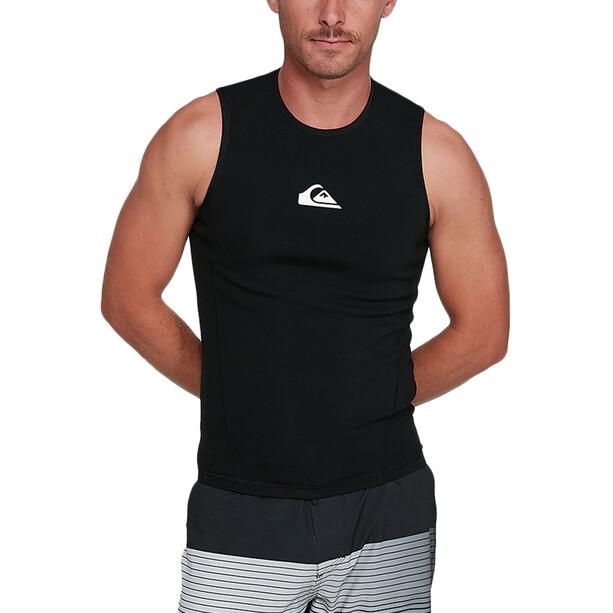 Quiksilver 1.0 Prologue Vest Heren, zwart