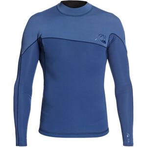 Quiksilver 1.5 Highline LTD Camiseta Manga Larga B-Lock Hombre, azul azul
