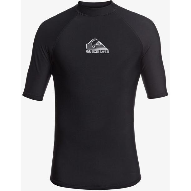 Quiksilver Heater SS Shirt Men, black