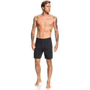 Quiksilver Nelson Surfwash Amphibian 18 Shorts Herren black black
