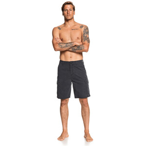 Quiksilver Rogue Surfwash Amphibian 18 Shorts Herren black black