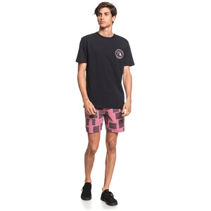 Quiksilver Close Call Kurzarmshirt Herren black black