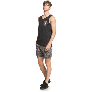 Quiksilver Close Call Tank Top Herren black black