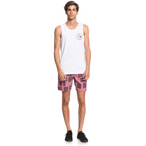 Quiksilver Close Call Tank Top Herren white white