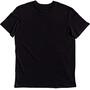 Quiksilver Words Remain T-shirt Heren, zwart