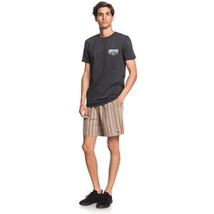 Quiksilver Cloud Corner Kurzarm T-Shirt Herren charcoal heather charcoal heather