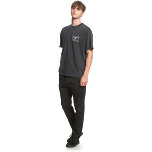 Quiksilver X Comp Kurzarm T-Shirt Herren black black