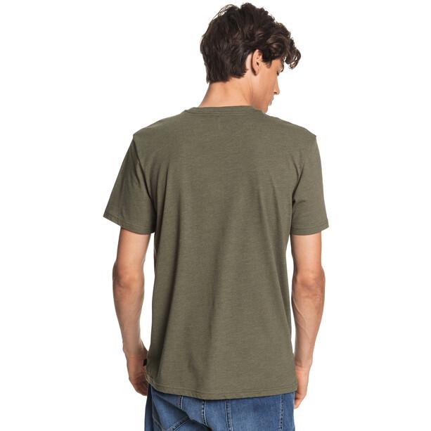 Quiksilver Turning Heads T-shirt Homme, kalamata