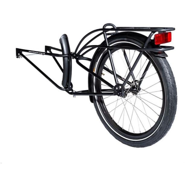 FollowMe Cargo Anhänger inkl. Rad black