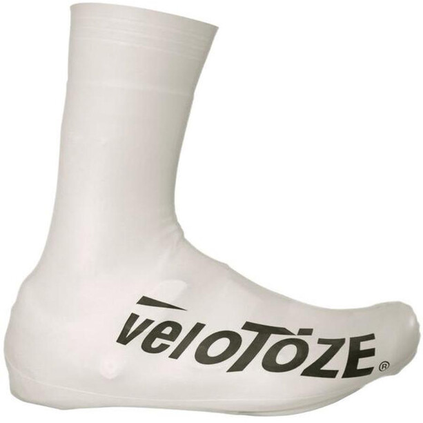 veloToze Road 2.0 Surchaussures Long, white