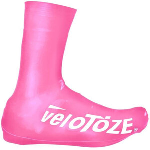 veloToze Road 2.0 Surchaussures Long, pink pink