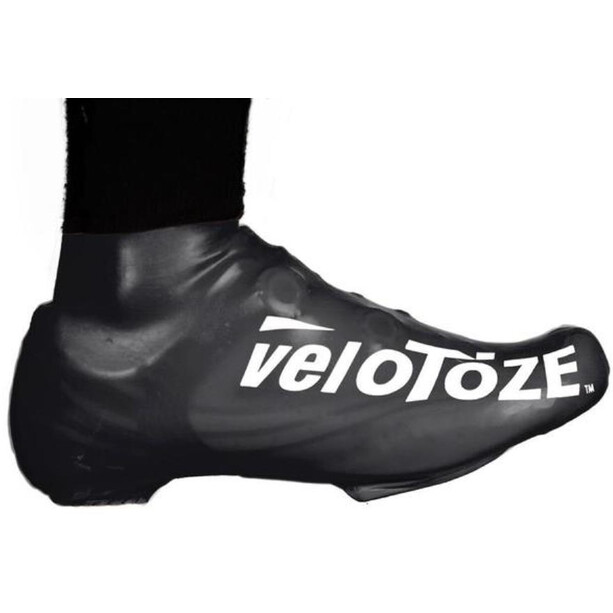 veloToze Road 2.0 Surchaussures Short, black
