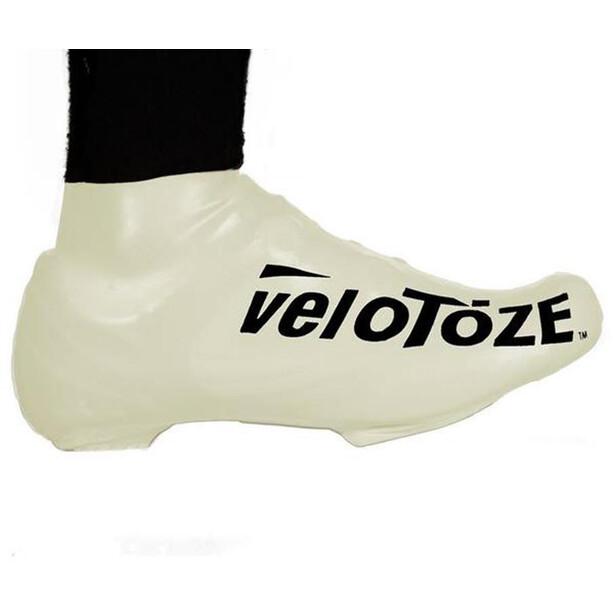 veloToze Road 2.0 Surchaussures Short, white