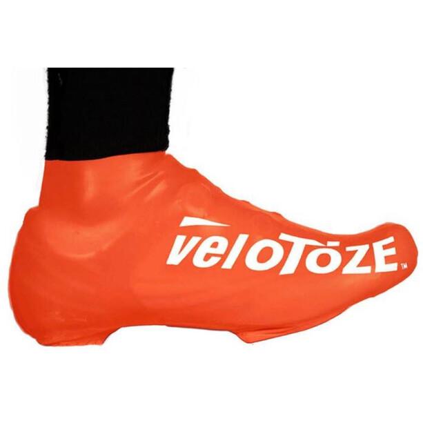 veloToze Road 2.0 Surchaussures Short, orange