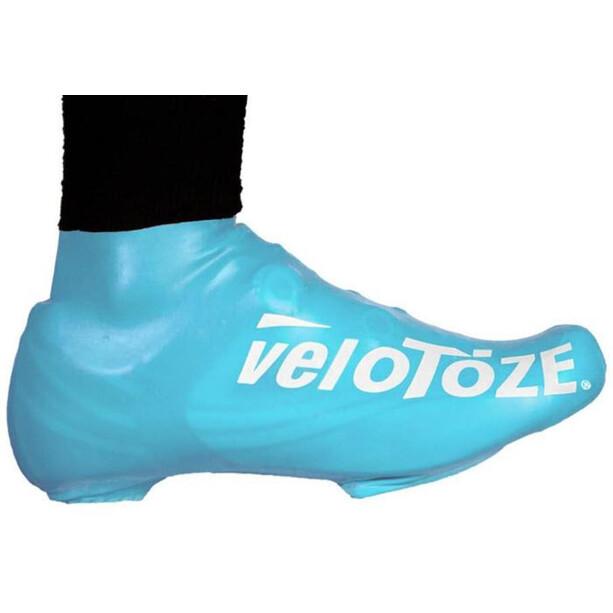 veloToze Road 2.0 Surchaussures Short, blue